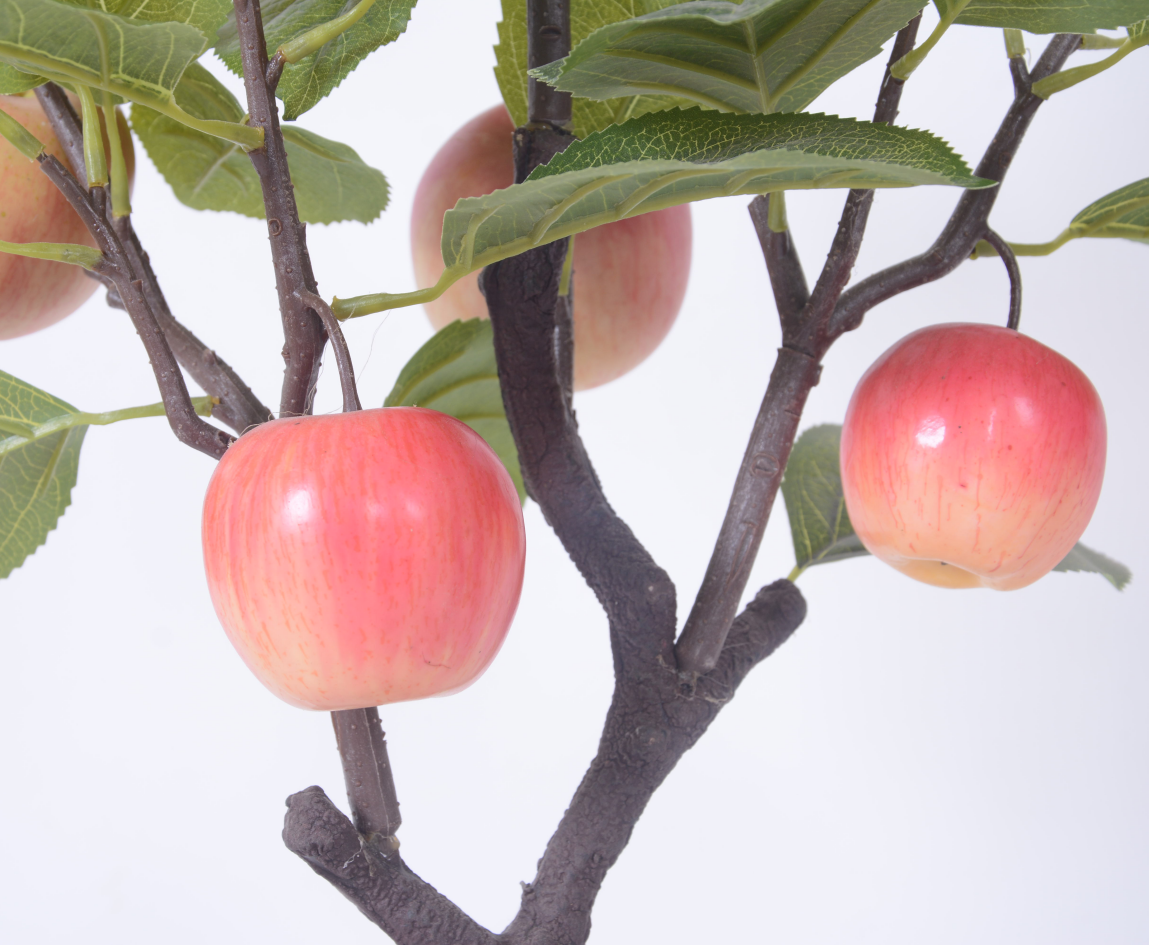 Artificial Apple Tree for Indoor and Home Decoration