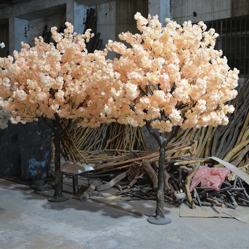 event decor artificial wedding tree cherry blossom tree