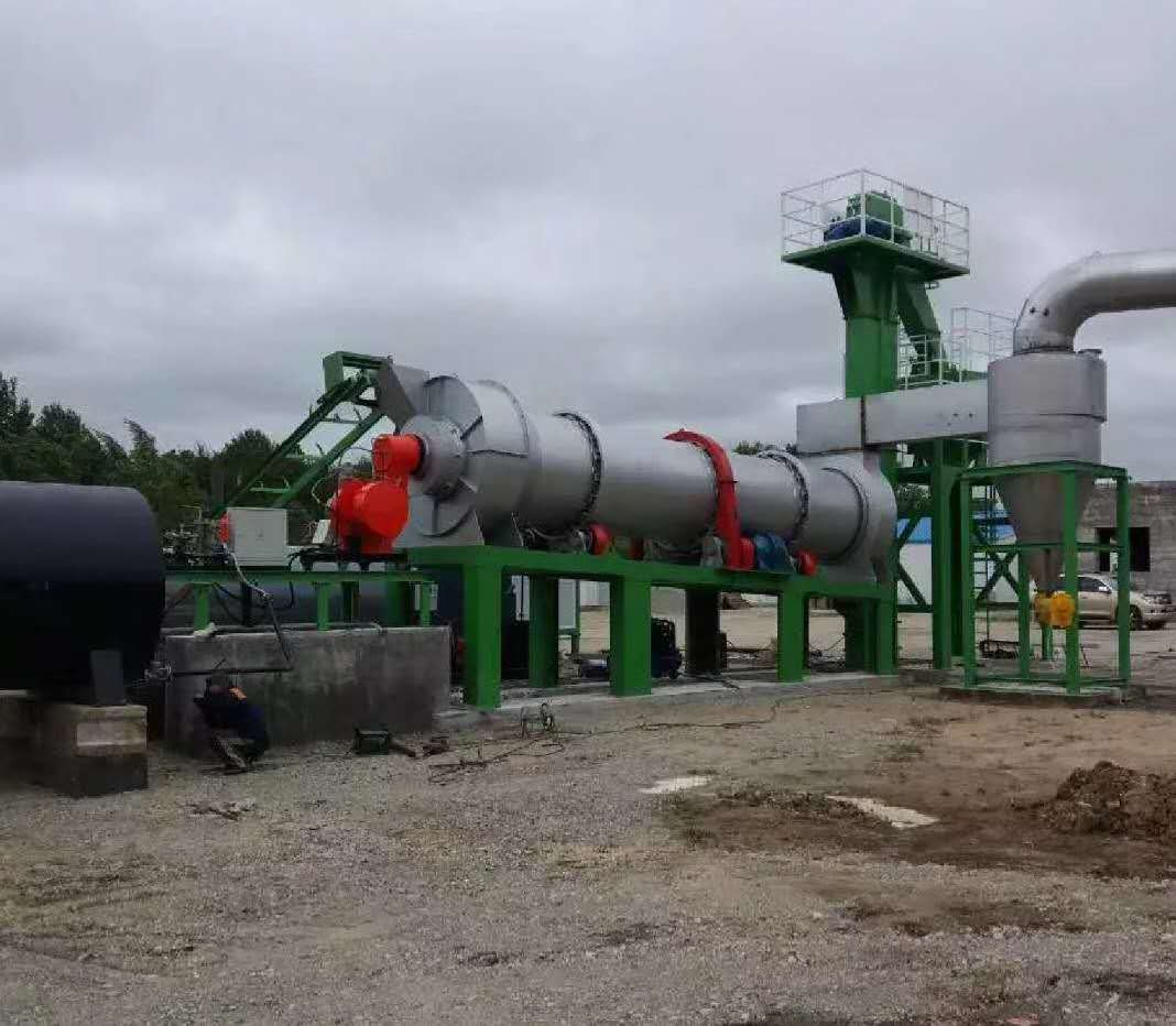 How to Choose The Working Site of Asphalt Mixing Plant