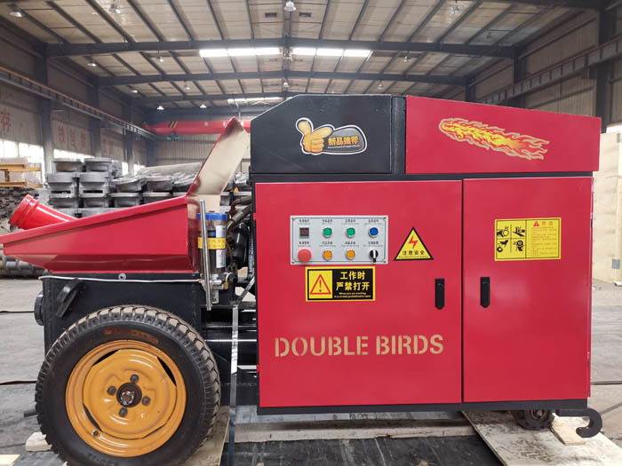 small concrete pump machine for sale