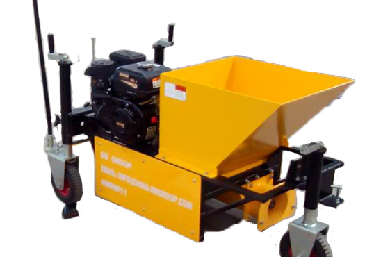 Mini ConcreteKerb LayingMachine