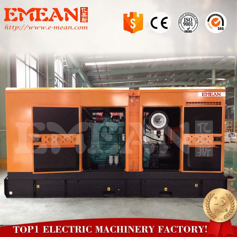 Factory Directly sell Cummins Engine Diesel Generator Set