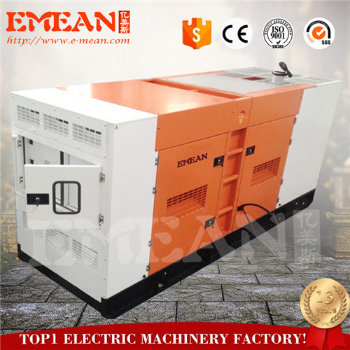 Diesel Generator 15kva / 12kw Made in China