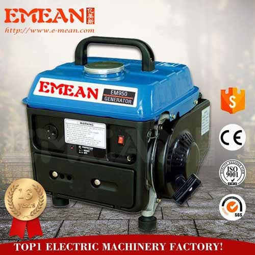 950 gasoline generator set new finished