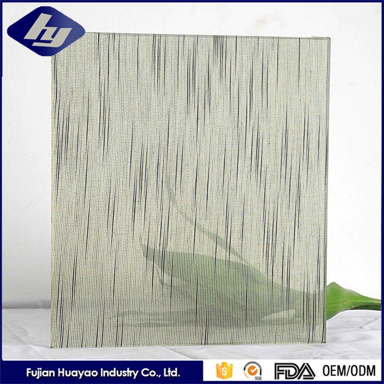 Safety Mesh Wired Clear Glass, Wire Mesh Security Glass
