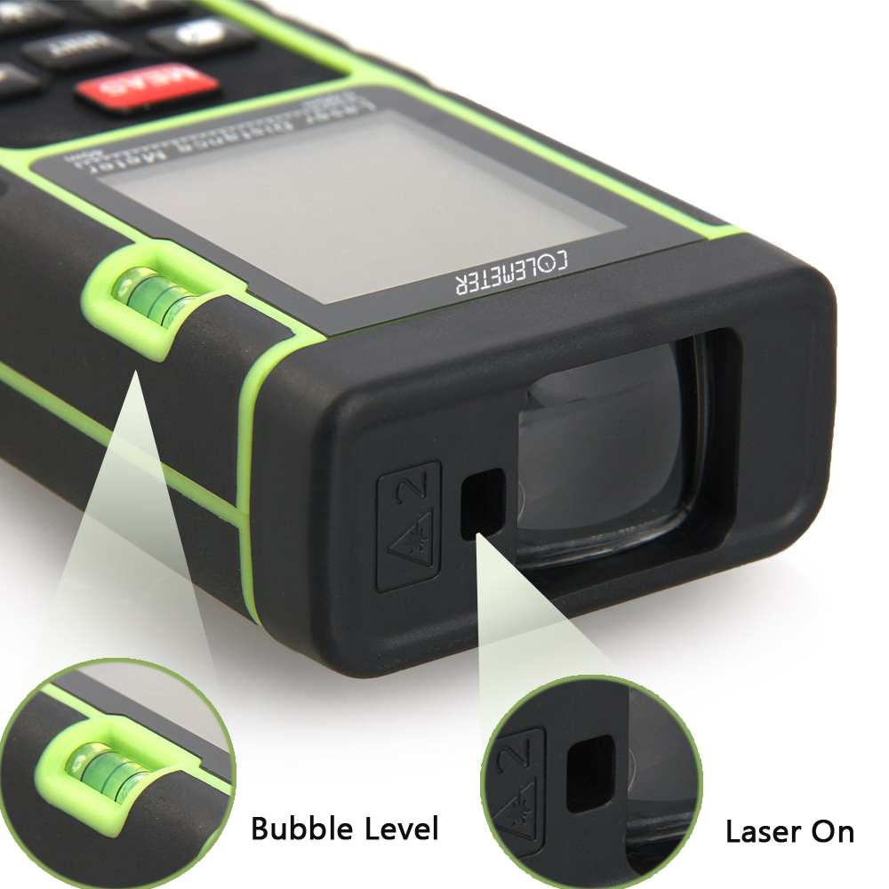 COLEMETER BE565 DHigh Quality Digital Laser Distance Meter D