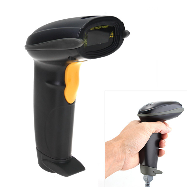COLEMETER W433Hight Speed POS USB Barcode Scanner Reader Bar