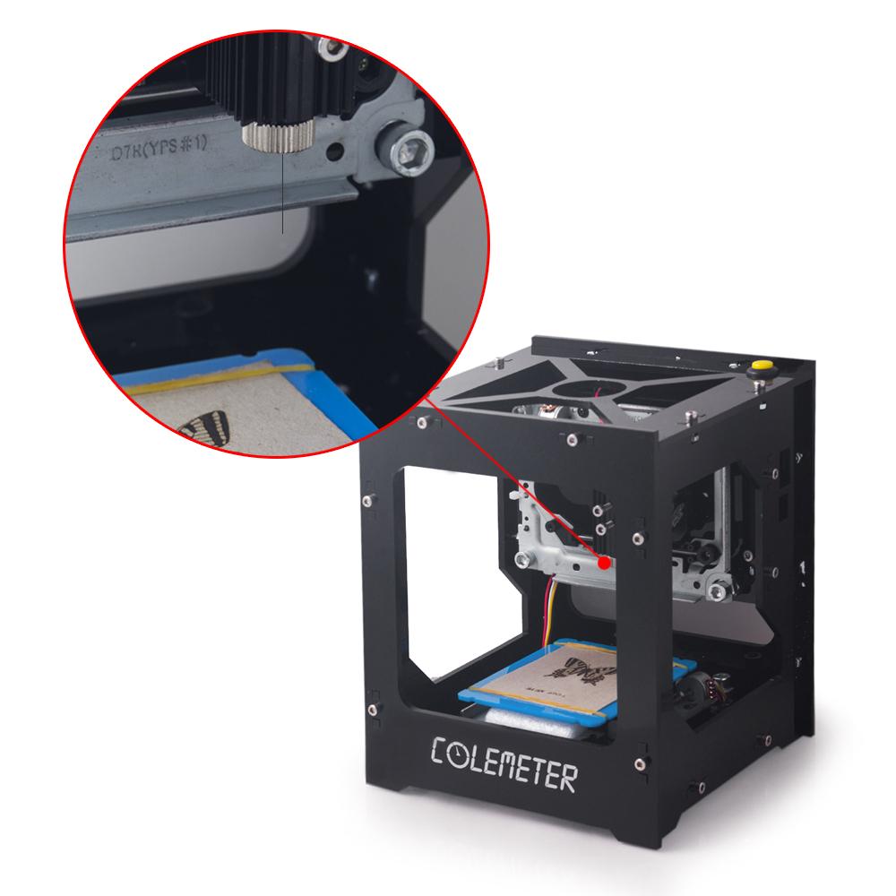 COLEMETER CC027 DK-8 Pro-5 Black Square Haste Edition Laser