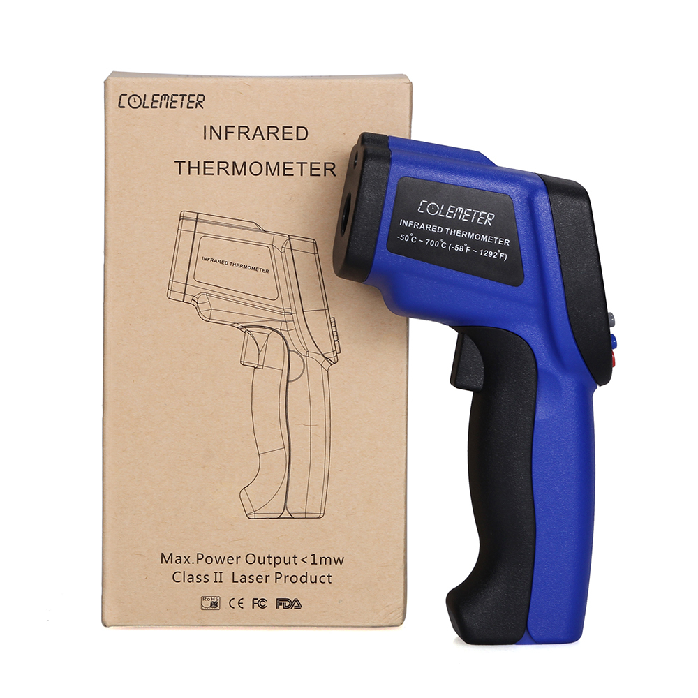COLEMETER WT700 Non-contact Infrared Thermometer -50℃ to 700