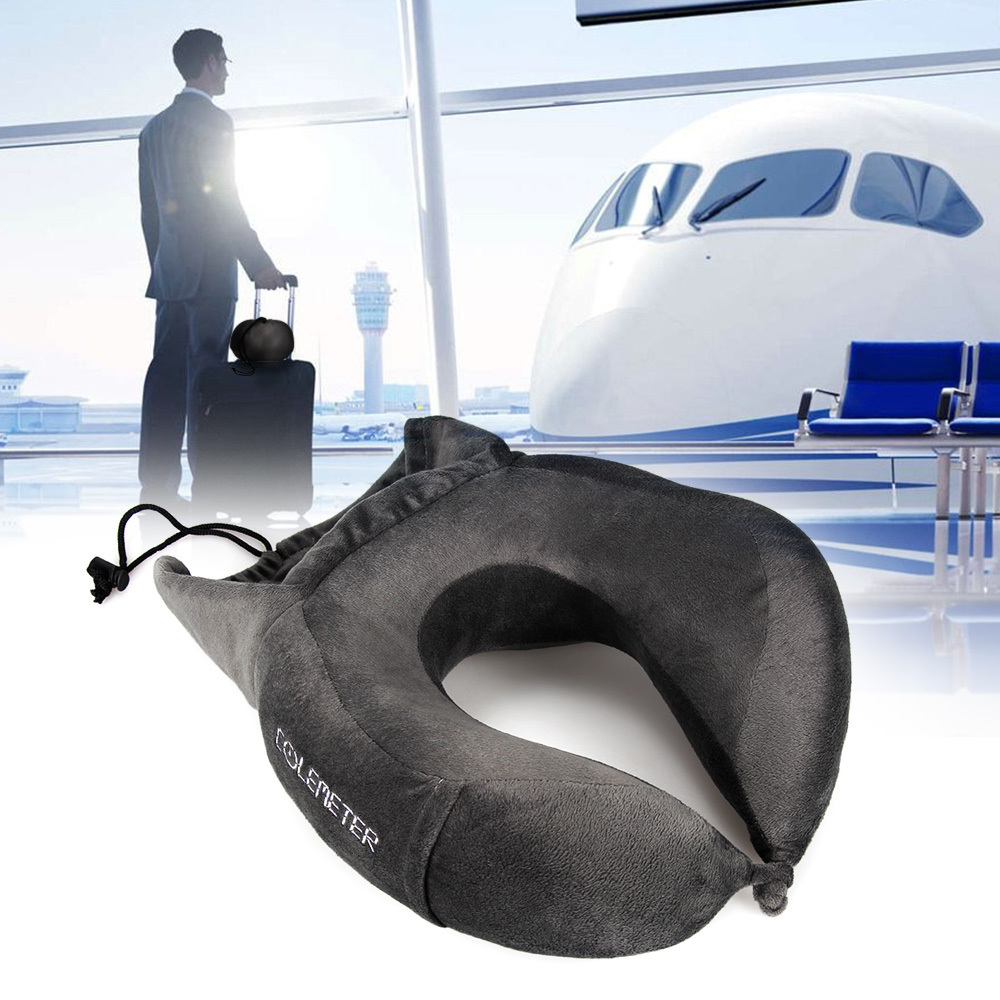 Memory Travel Neck Pillow