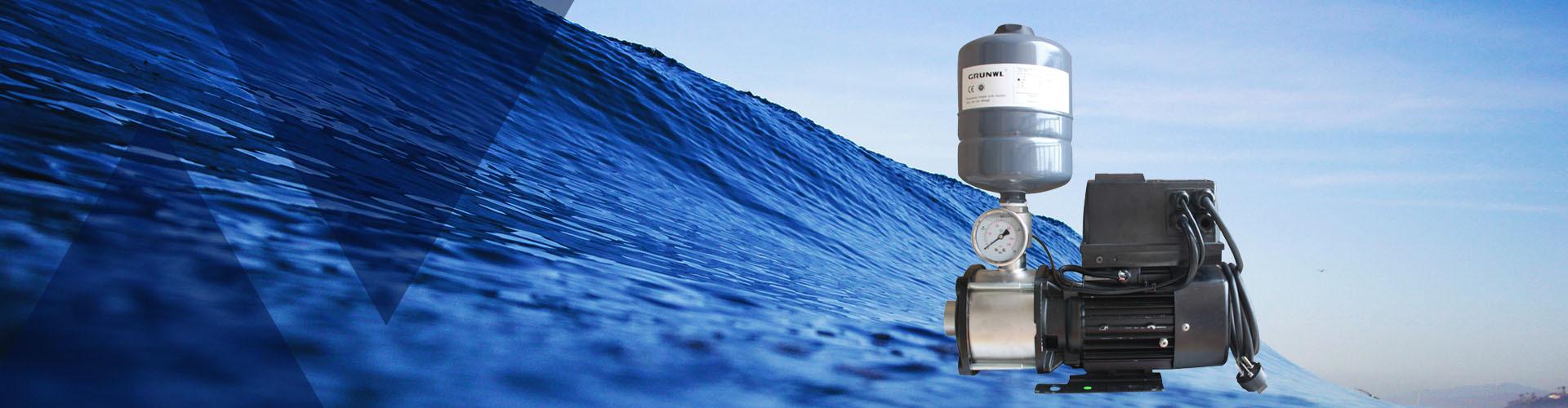 GMCE:首家手机遥控的智能水泵