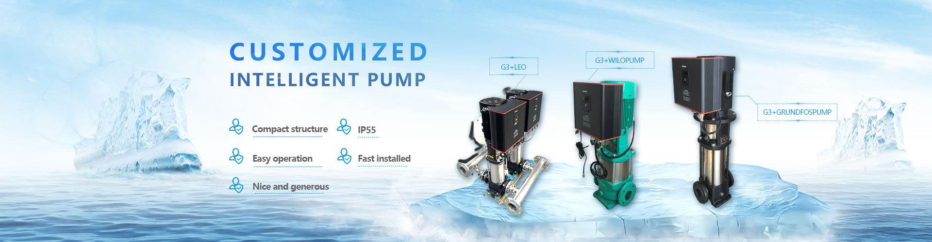 GRE / GRNE智能水泵