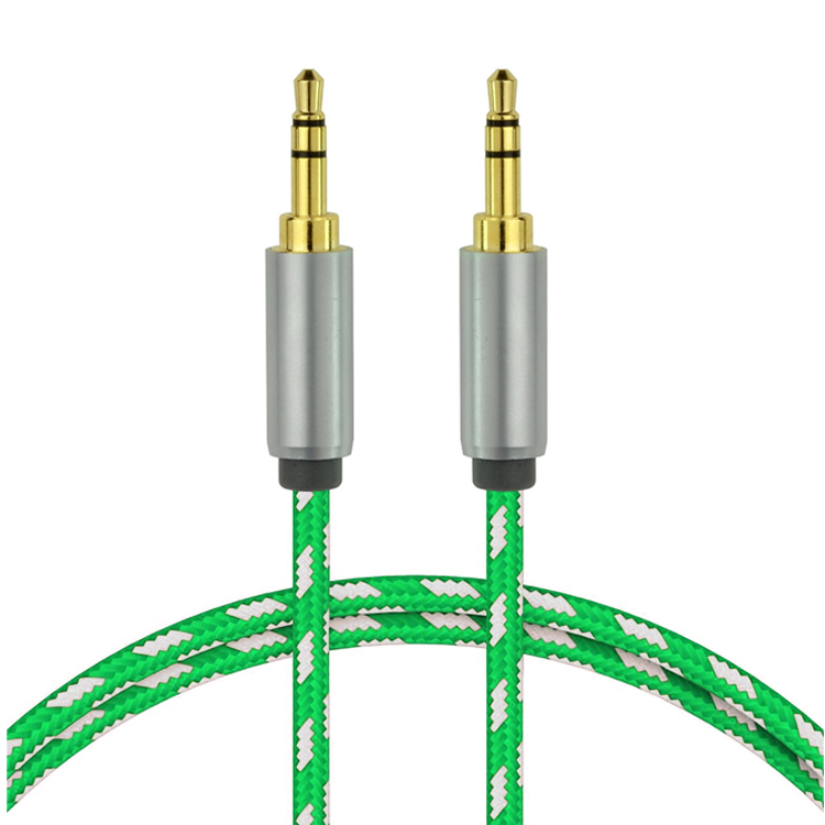 wholesale high quality 3.5mm aux cable