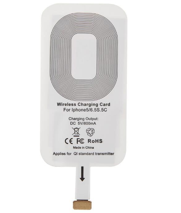 ios wireless charger receiver