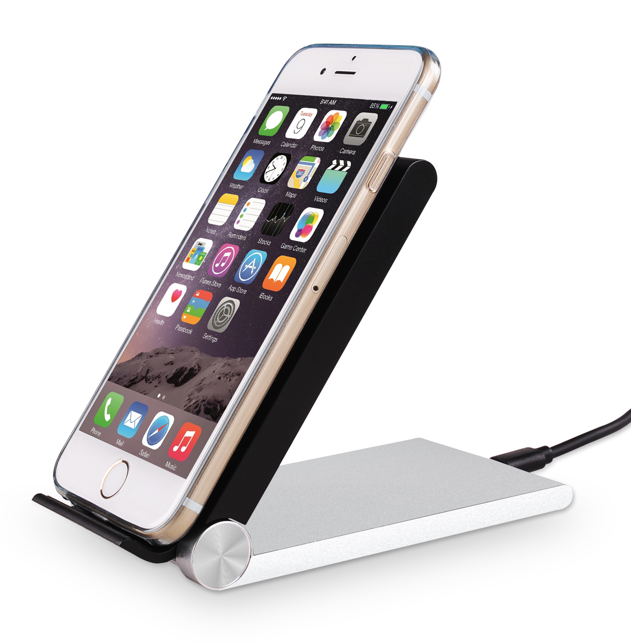 Folding Bracket Wireless Charger