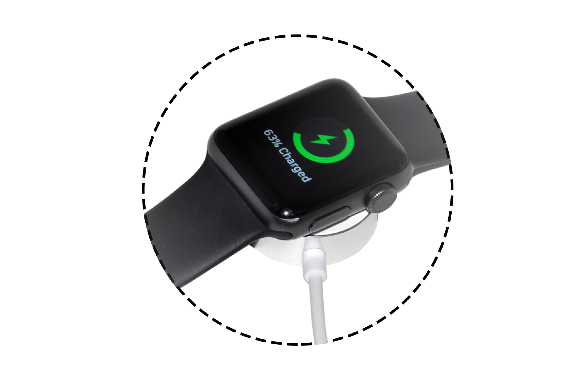 Trangjan Apple Watch Magnetic Charging Cable Test  Pass !