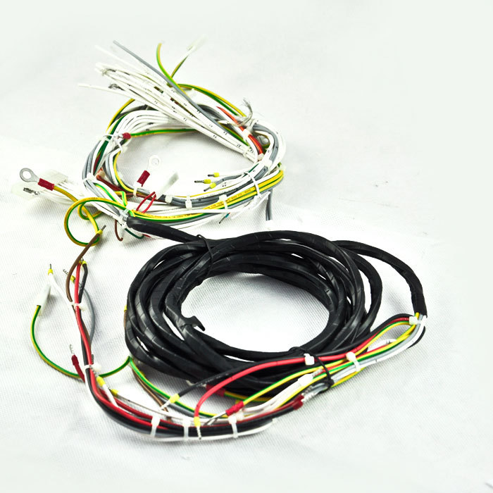 Selection of wire types for automobiles