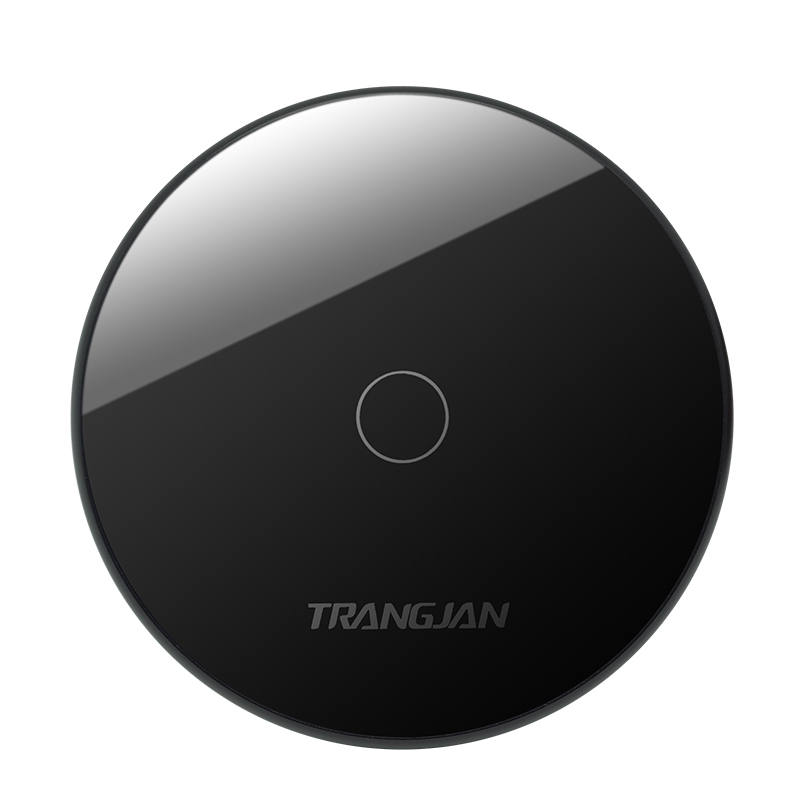 Trangjan Qi certified 10W Wireless Fast Charging pad