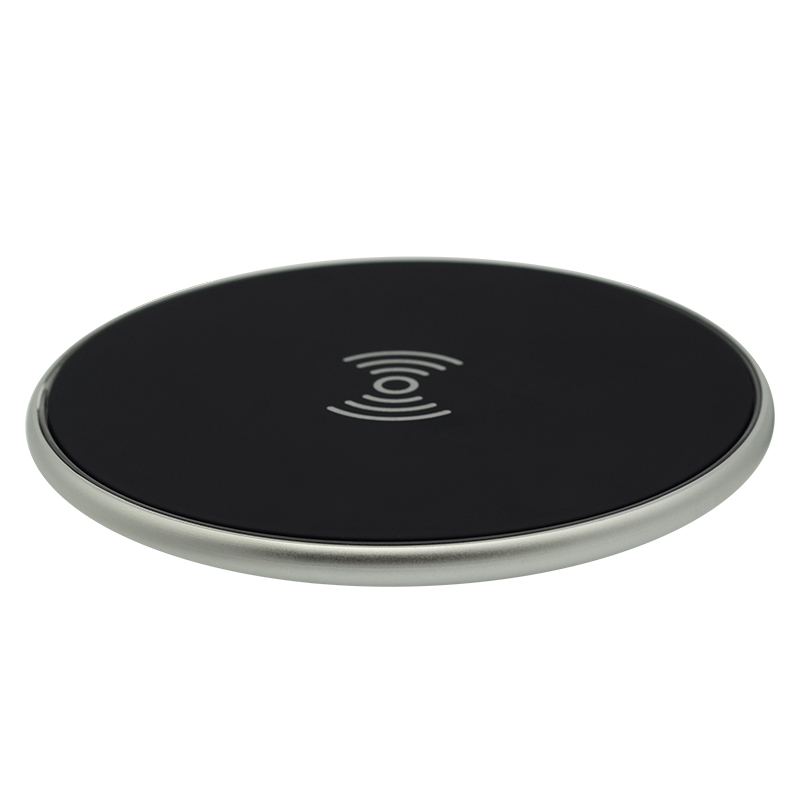 Colorful Aluminium Alloy Wireless Fast Charger