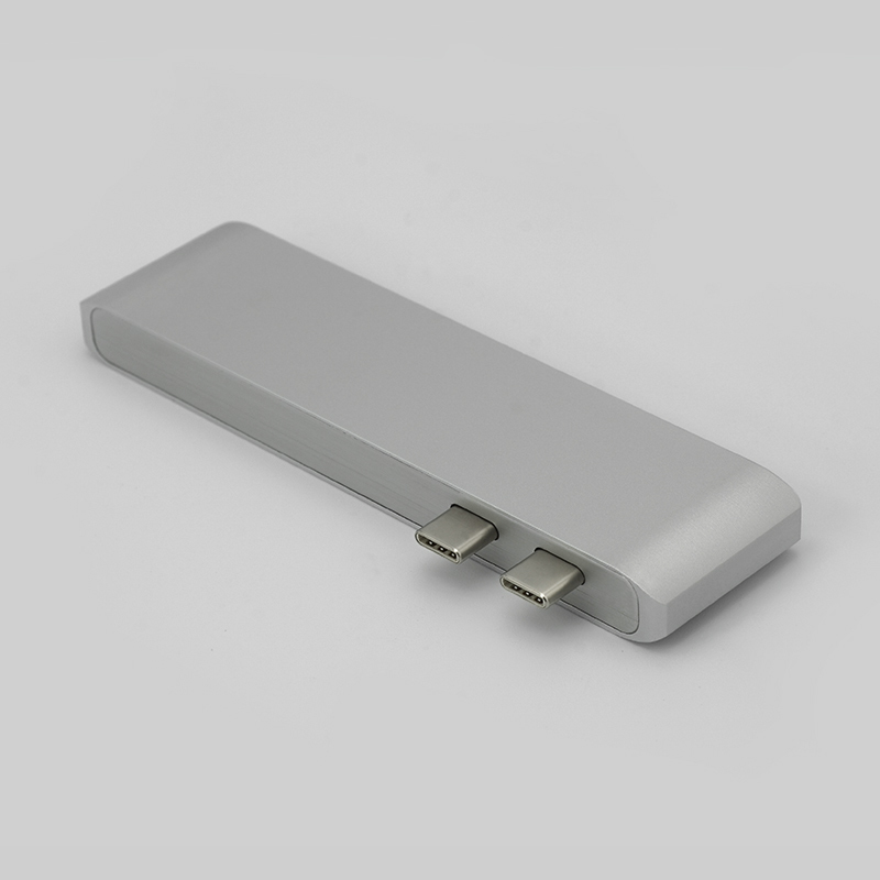 Type C to Type C/USB3.0/MicroSD/SD 6 in 1