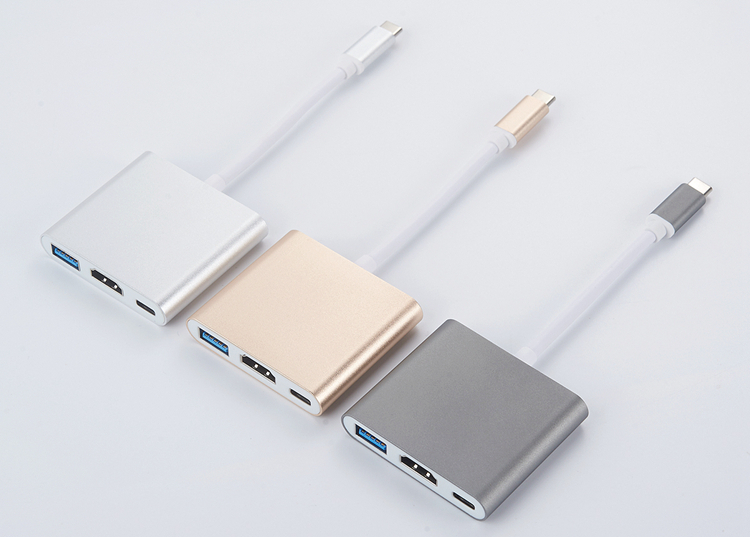 Trangjan New Products in October--USB C Adapters