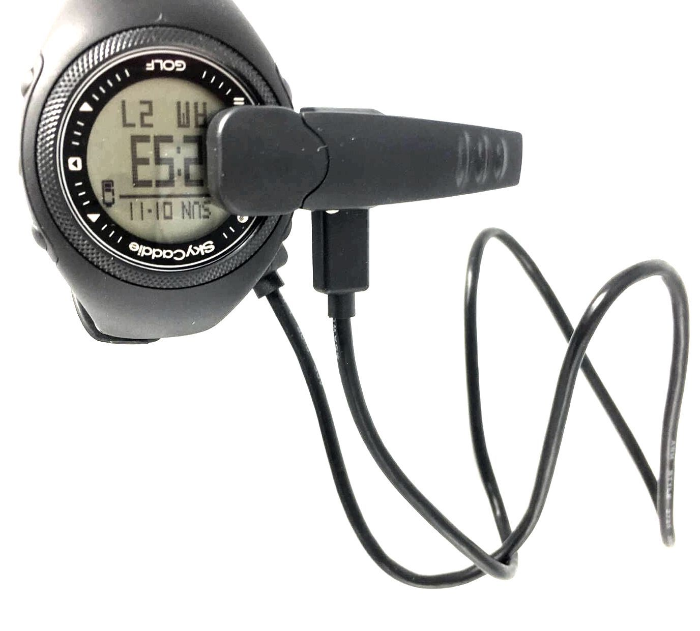 OEM GOLF GPS watch clip charging cable