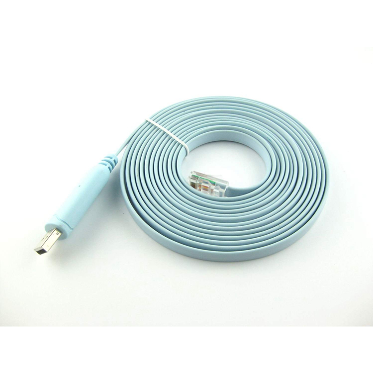 Usb Console Cable, USB to RJ45 console cable for Cisco Route
