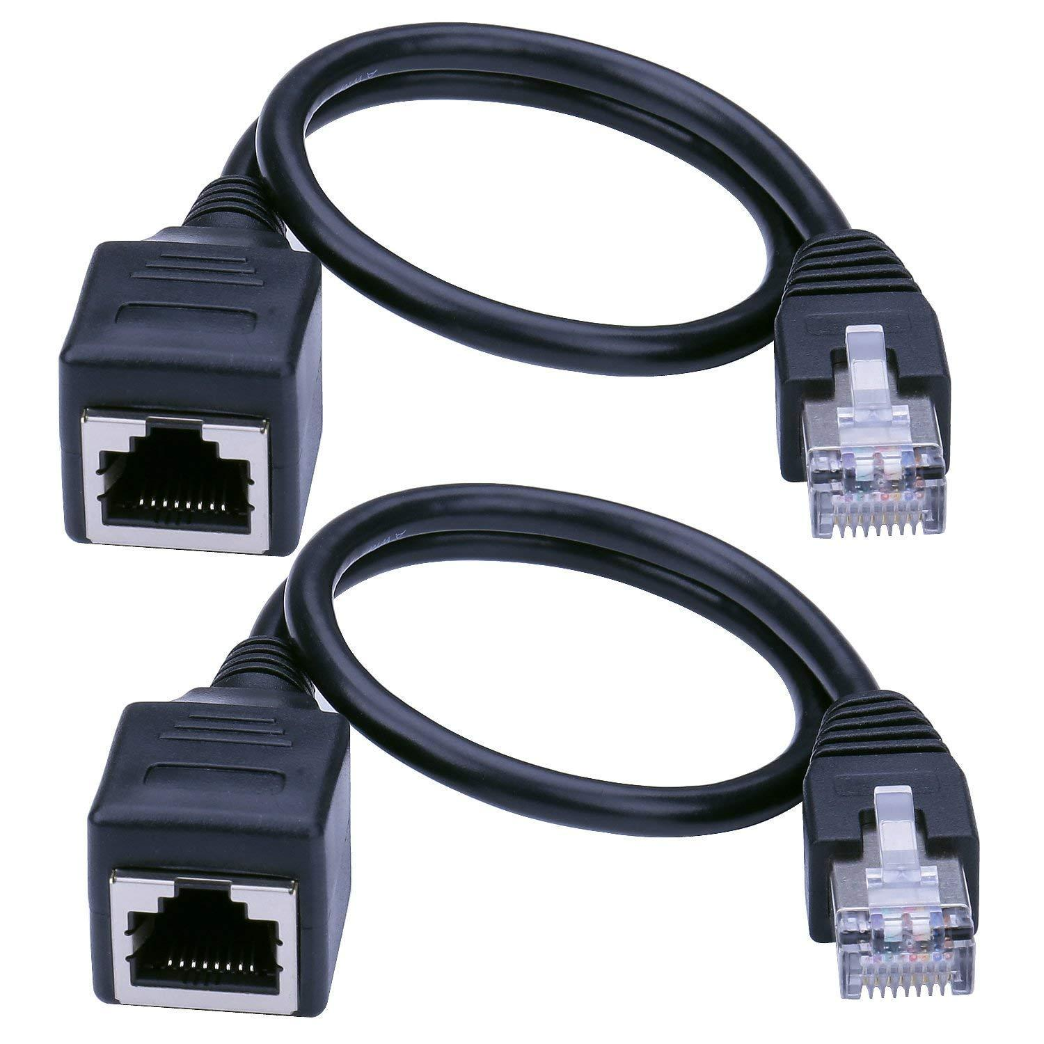 Ethernet Extension Cable Ethernet LAN Male to Female Network
