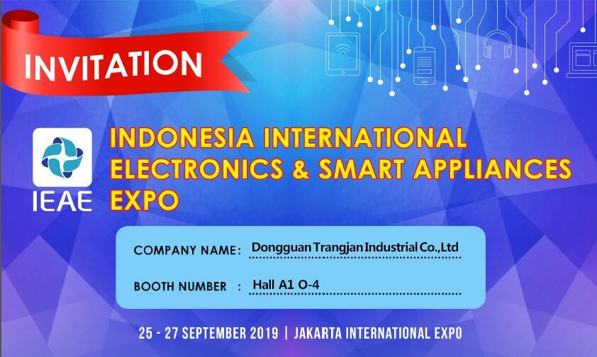 We Sincerely Invite you to Attend Our IEAE Exhibition Booth
