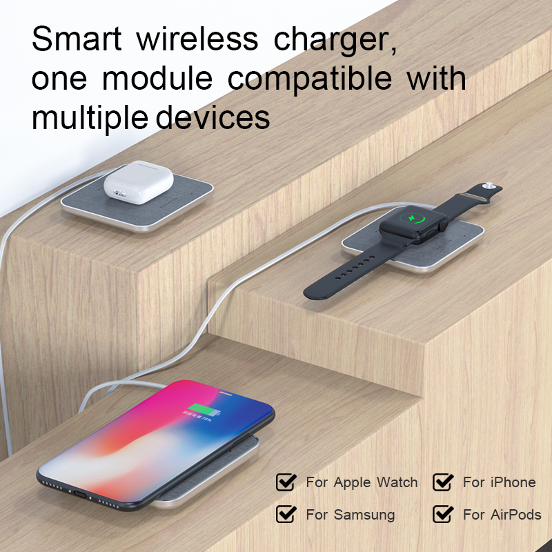 Intelligence Identification Multi-compatible Wireless Charge