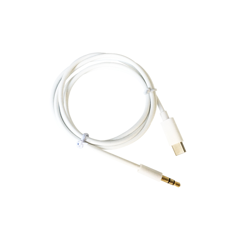 Type C to 3.5mm Aux Cable