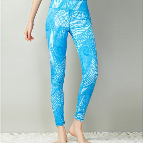 Eco friendly custom sport leggings