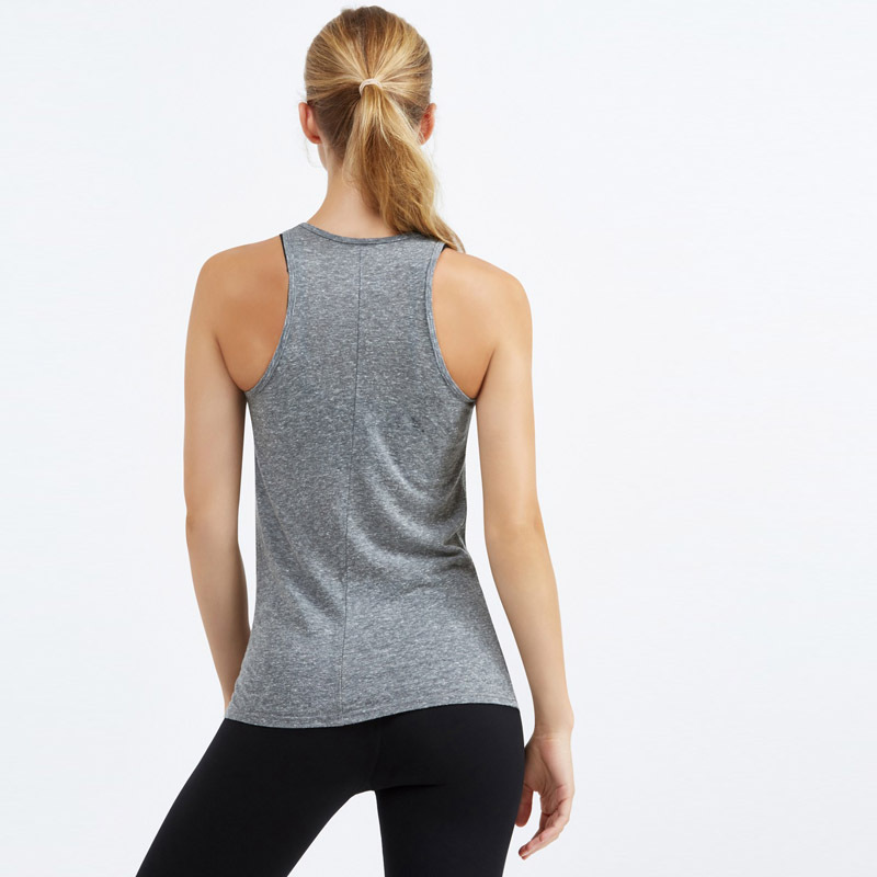 Grey tight women wholesale sport tops