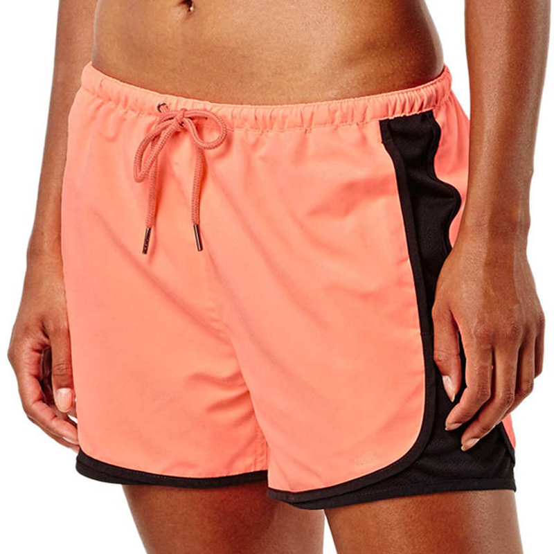 four way strech breathable quick dry with mesh swim trunk