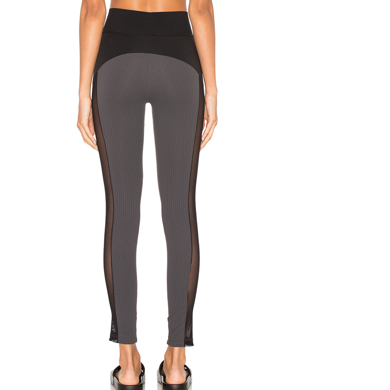 Cropped printing sport leggings