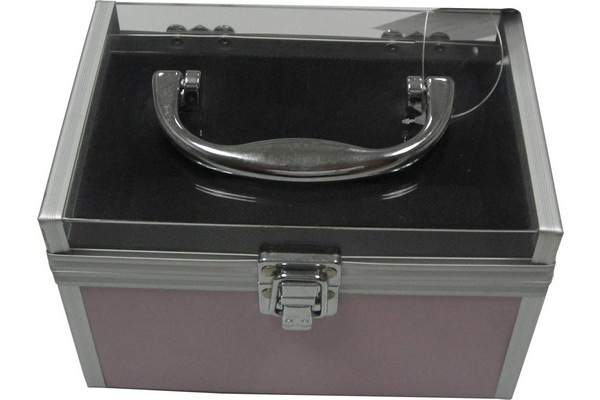 Carrying Beauty Gift Case with Transparent Window- JM082