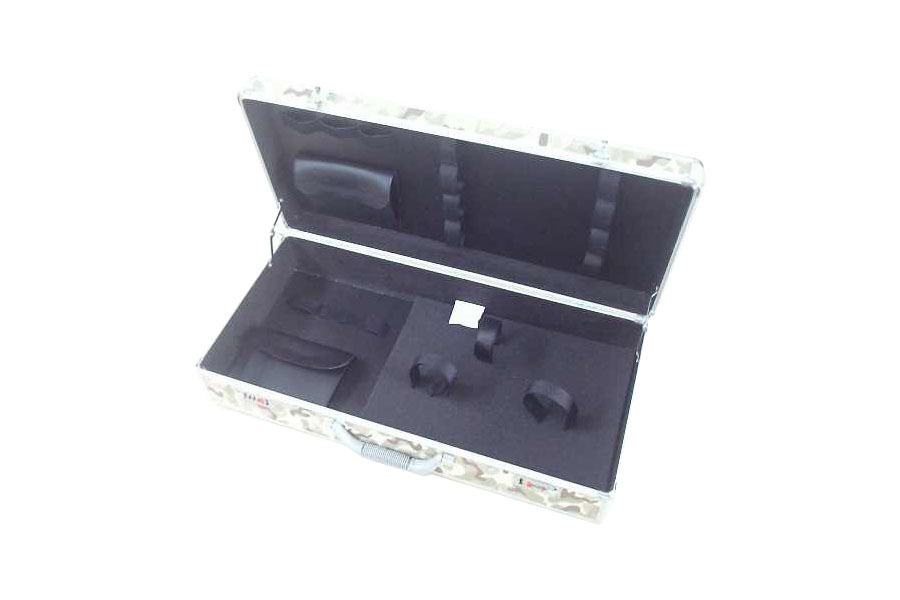 Pistol Cases with velcro holders  and pocket - GN017