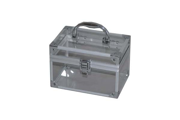 Transparent Acrylic Storage and Gift Carrying  Case- OT016
