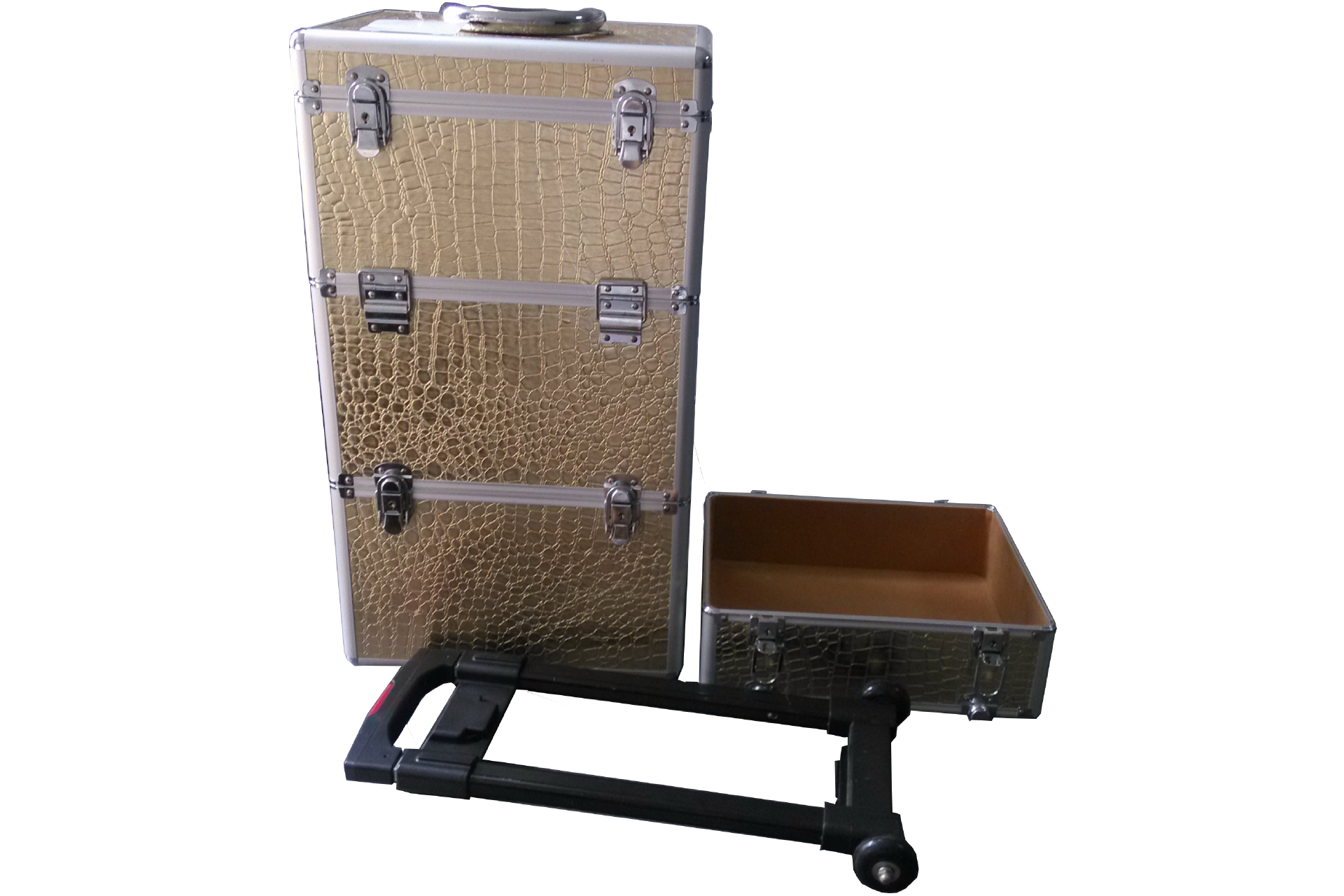 Detachable Trolley Hairdressing Cases- HD009