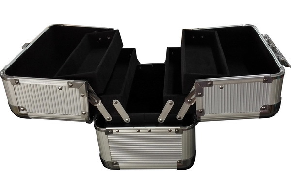 Hairdressing Cases with extendable trays  - HD015