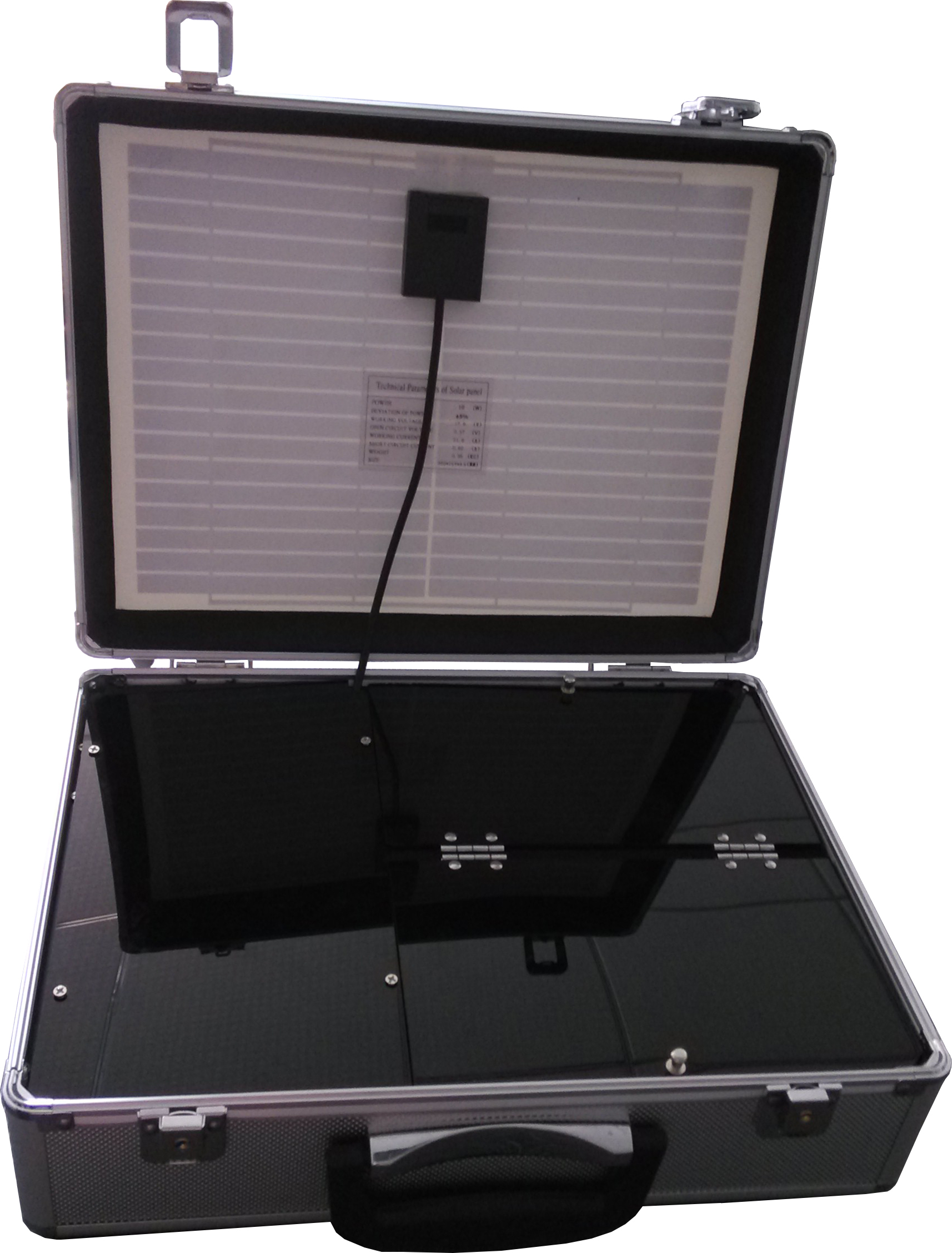 Solar Power Generation case - TO0101