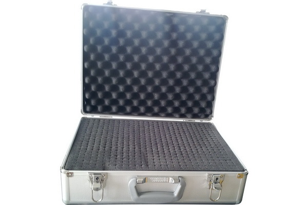 Photograph Case with Pre-scored Foam and corrugation foam fo
