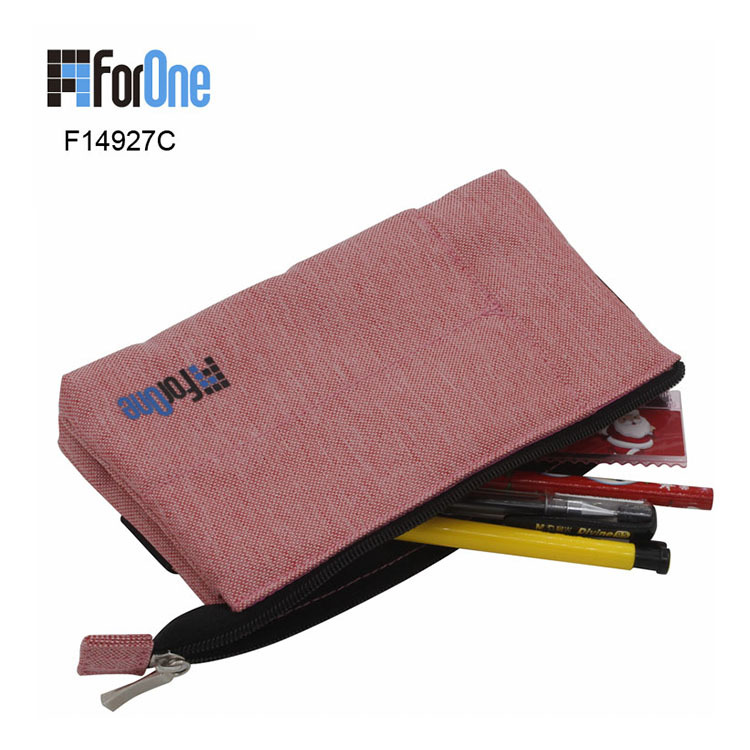 Custom Polyester Pencil Pouch