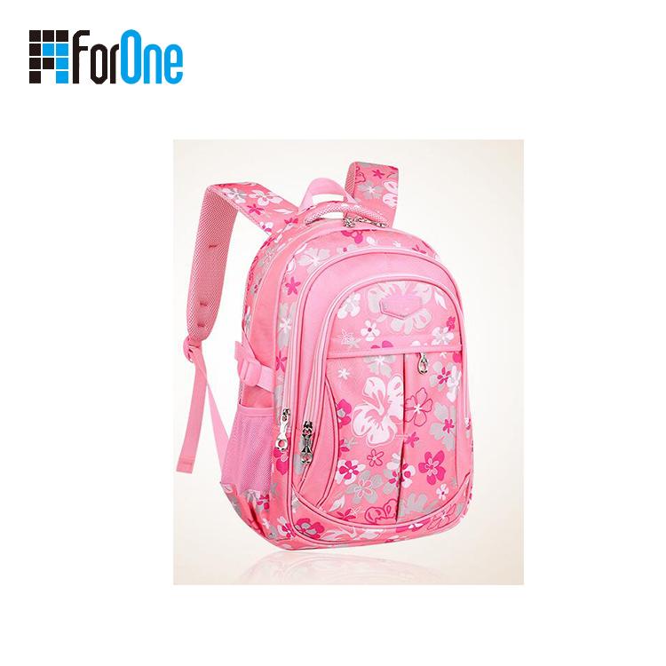 pupil cartoon school bag backpack