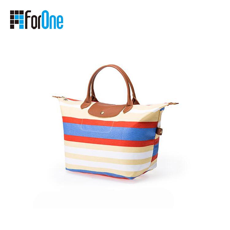 Large Capacity Foldable Tote Bag Travel Luggage Bag