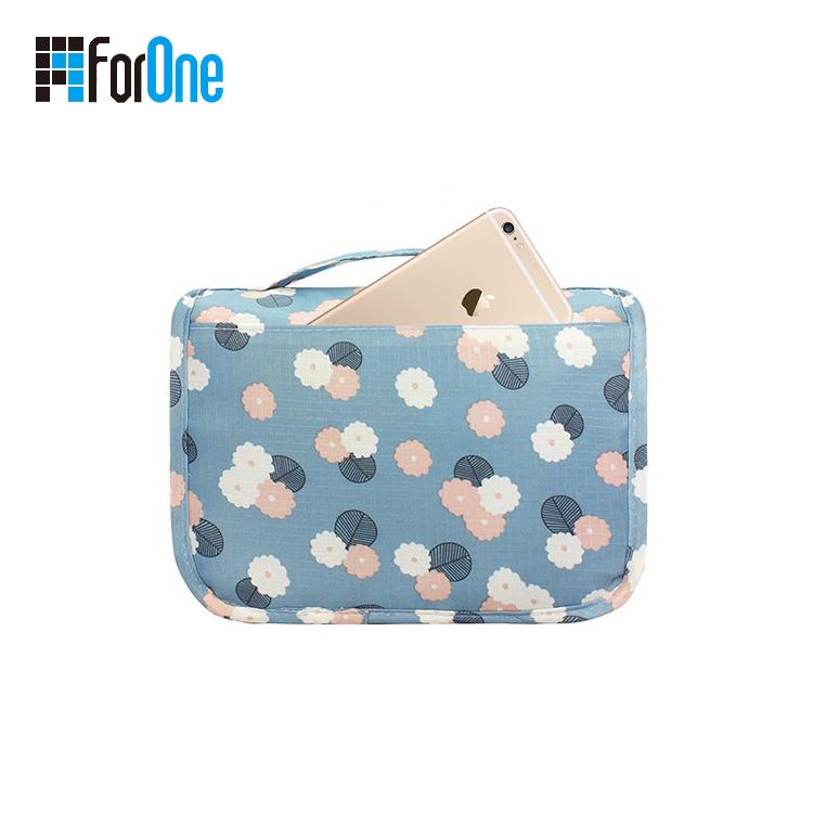 Wholesale beauty bag, Nylon makeup bag, cosmetic bag