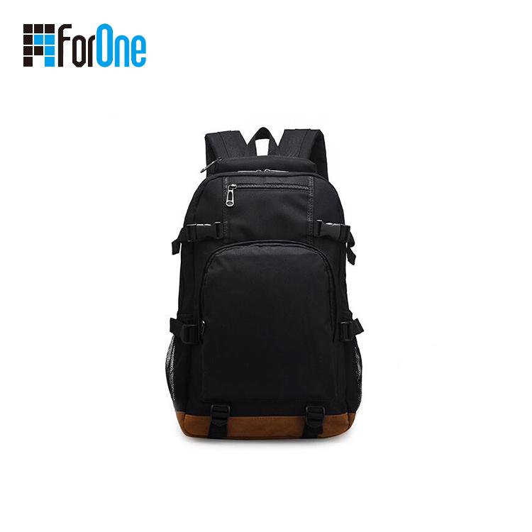 牛津布韩版背包书包电脑包