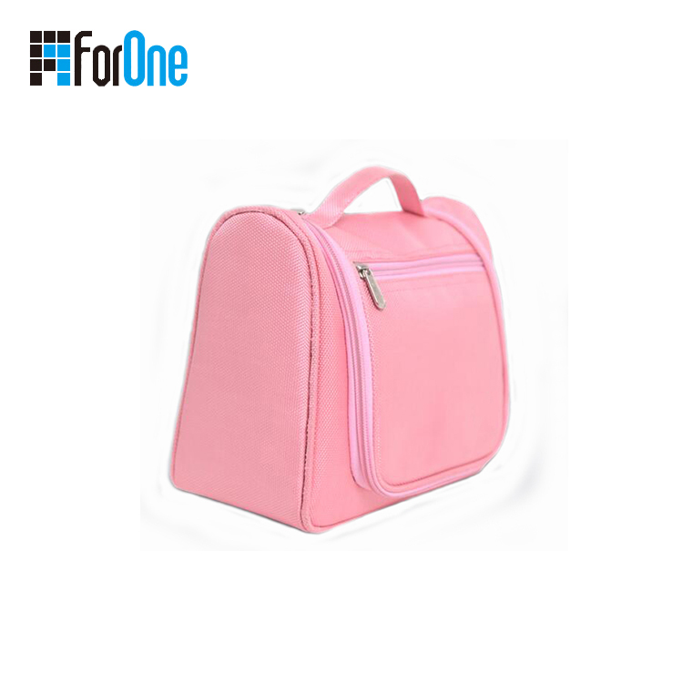 women promotion PU makeup cosmetic bag factory supplier