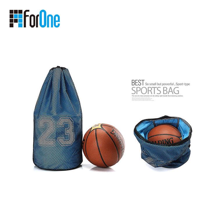 backpack of basket ball simple drawstring backpack China