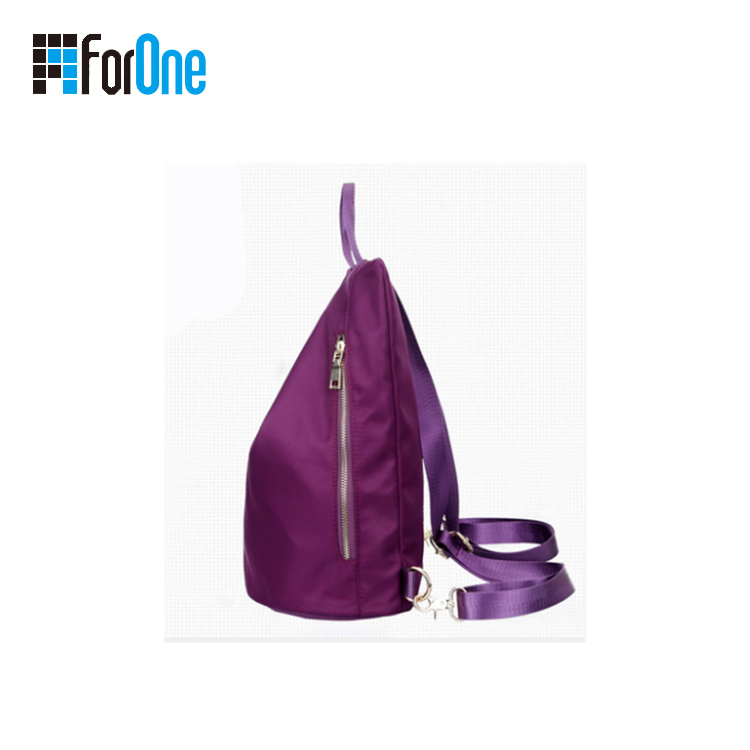 ladies backpack factory China